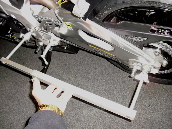 Homemade Wheel Alignment Tool >> Tiger Racing